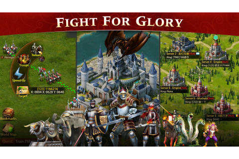 Amazon.com: Evony: The King's Return: Appstore for Android