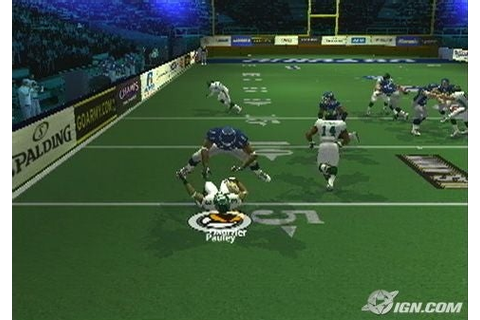 Arena Football: Road to Glory Review - IGN