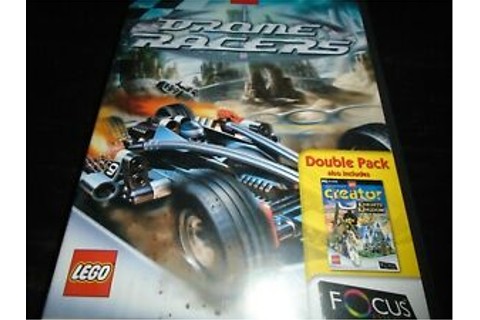 Lego Drome racers & creator Knights kingdom Pc game | eBay