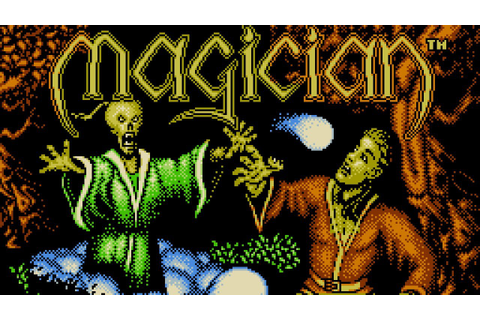 Magician - NES Gameplay - YouTube