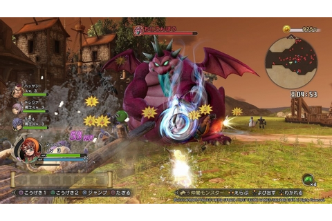 Dragon Quest Heroes II PS4, PS3, and PS Vita comparison ...