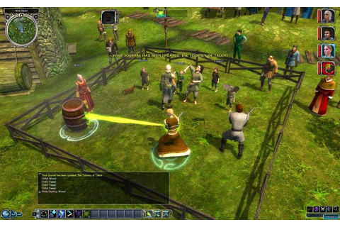 Neverwinter Nights 2 Game - Free Download Full Version For Pc