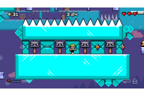 Download Mutant Mudds Deluxe Full PC Game