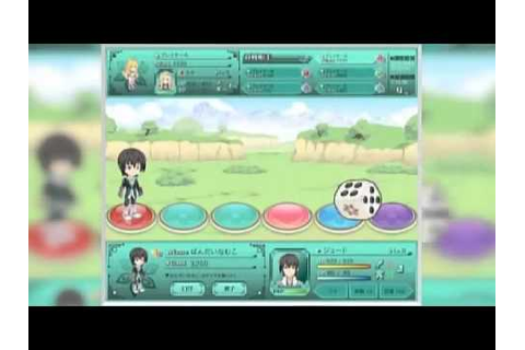 Tales of the World Dice Adventure - Trailer - PSP - YouTube