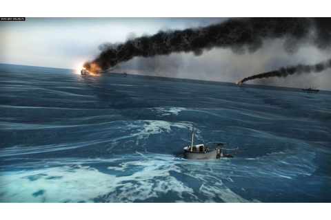 Download Silent Hunter 5 Battle Of The Atlantic Game Full ...