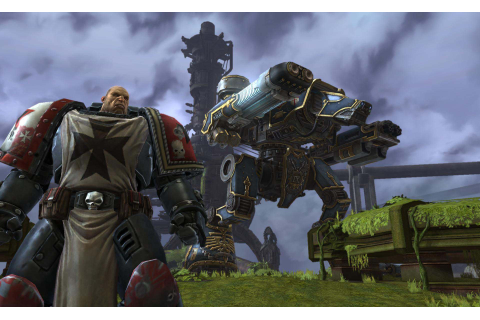 Warhammer 40K Online: The First Images | Rock, Paper, Shotgun