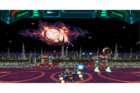 Play Retro Games Online: Soulstar SEGA-CD