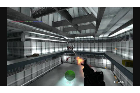 Goldeneye Source N64 Maps with Half Life 2 Engine - YouTube