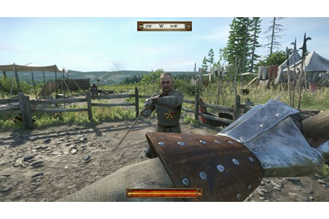 Kingdom Come: Deliverance a 50-hour game - at least ...