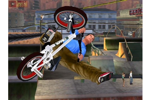 Dave Mirra Freestyle BMX demo (Download Game) - XciteFun.net