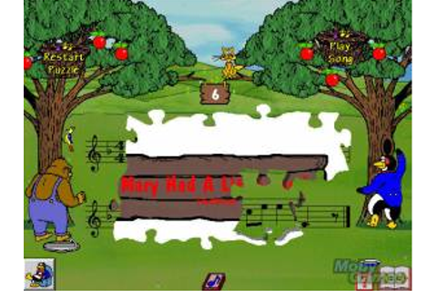 Serious Game Classification : Lenny's Music Toons (1993)