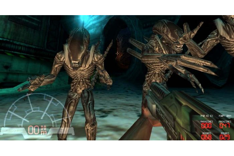 All 18 Alien Video Games Ranked