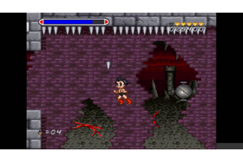Astro Boy [Tetsuwan Atom/Mighty Atom] [Super Famicom] Part ...