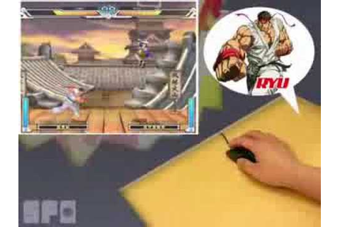 Street Fighter Online Mouse Generation - YouTube