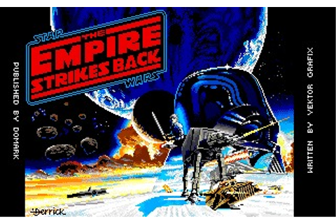 Star Wars: The Empire Strikes Back (Amiga) Game Download
