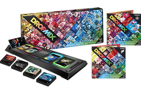 Dropmix Music Game - Music Mixing Game - Dropmix Hasbro Game