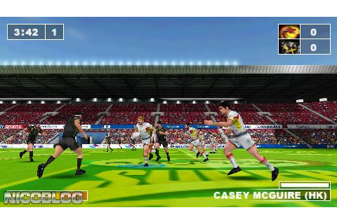 Rugby League Challenge (Europe) PSP ISO | Cdromance