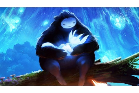 Ori and the Blind Forest Gameplay Trailer [E3 2014] - YouTube