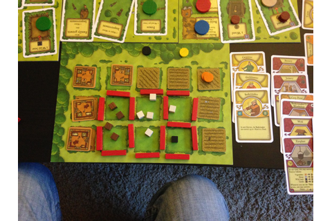 Previewing Mayfair's New Agricola Board Game | My Board ...