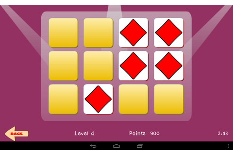 Amazon.com: Memory Games For Adults: Appstore for Android