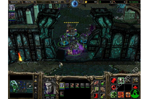 Warcraft III: The Frozen Throne - Download Free Full Games ...