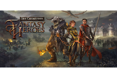 Hex Commander: Fantasy Heroes - Apps on Google Play