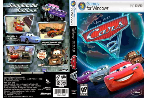 Cars 2 The Video Game [BLACKBOX] - 1GB ~ game computer ...