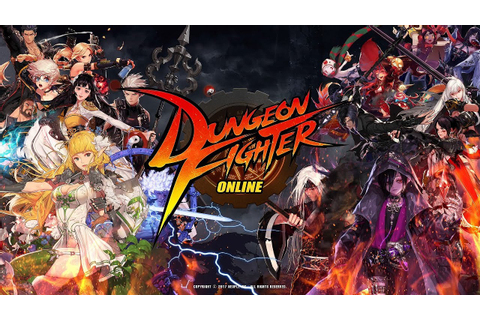 Dungeon Fighter Online official trailer - YouTube