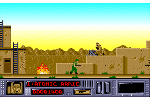 Download Arnie (Amiga) - My Abandonware