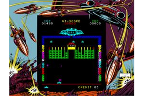 Astro Invader - Arcade - Games Database
