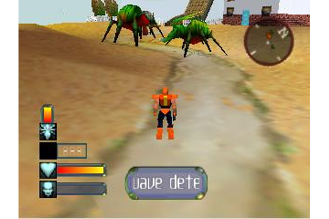 Body Harvest Nintendo 64 Game