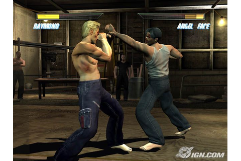 Fight Club Screenshots, Pictures, Wallpapers - PlayStation ...