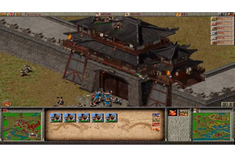 Dragon Throne Battle of Red Cliffs - Cao Cao Level 7 ...
