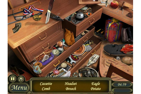 Play Mystery of the Old House Free Online Game