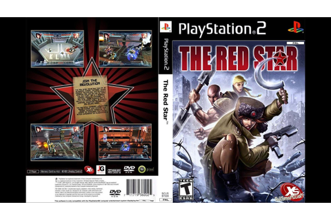 The Red Star (video game) (PS2\PSP Classic) - YouTube