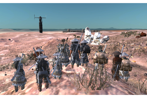 After over 100 hours on this game of Kenshi...I'm DONE ...