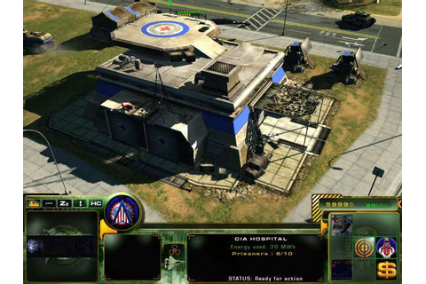 Download Act of War: Direct Action Full PC Game