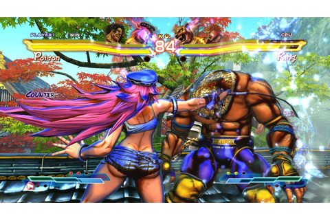Tekken X Street Fighter Download Free PC Working