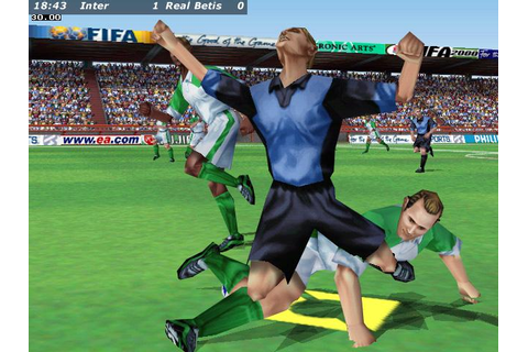 FIFA 2000 PC ~ Download Games Keygen For Free - Full Games
