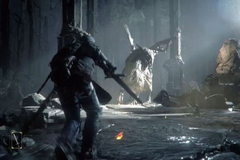 Deep Down won't feature playable female characters for the ...