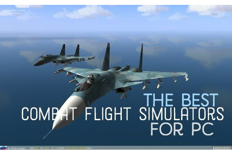 Best Combat Flight Simulators for Your Personal Computer ...