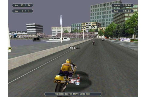 Castrol Honda Superbike 2000 Download (1999 Sports Game)