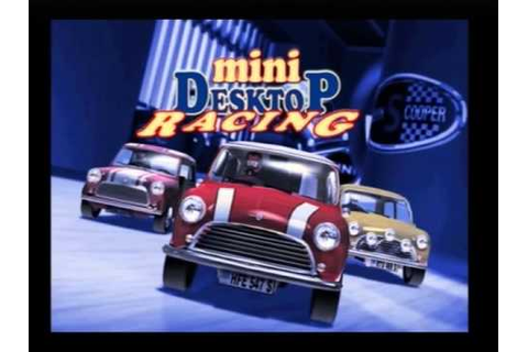 Mini Desktop Racing PS2 Gameplay (Metro 3d) Playstation 2 ...