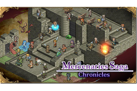 Mercenaries Saga Chronicles Are on the Way for the ...