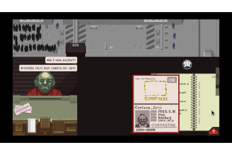 Papers, Please Creator Lucas Pope's Next Game Will be ...