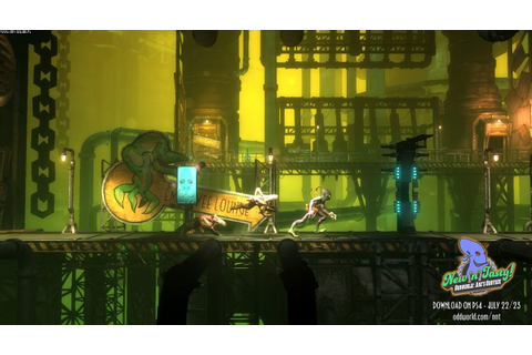 Oddworld: Abe's Oddysee New N' Tasty - screenshots gallery ...