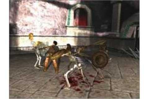 Gladiator: Sword of Vengeance Download (2003 Arcade action ...