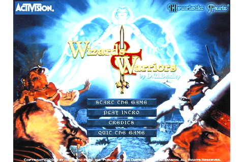 Download Wizards & Warriors (Windows) - My Abandonware