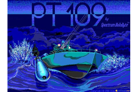 PT-109 download PC