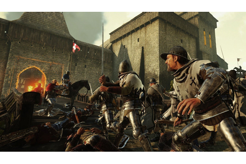 Kingdom Come: Deliverance to deliver later than planned ...